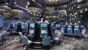 Online Casino The Conspriracy